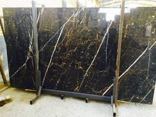 buy iranian golden black marble , tiles , slab